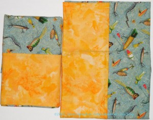 Fish Pillowcases