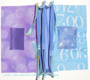 Pocket Panel Showing Fabrics