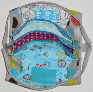 My Sew Together Bag - open