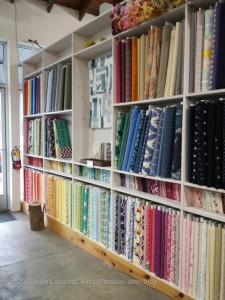 Fabric Wall