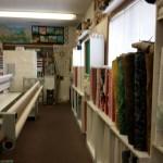 The Rabbit Hole - longarm room