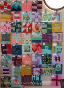 Kathleen's City Sampler Blocks
