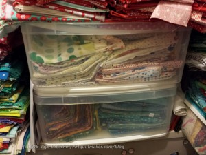 Fabric Closet Drawer System