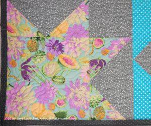Flowerburst - detail