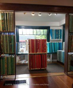 Cool Cottons - enclosed porch