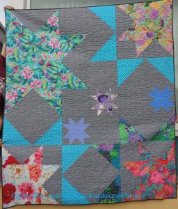 Flowerburst finished