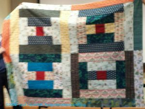 June Charity Sew Day quilt