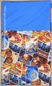 Angry Birds Star Wars Pillowcase