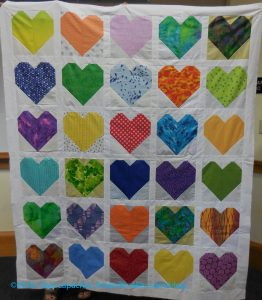 BAMQG Pulse Quilt by Jaime