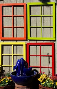 Alden Lane Window Frames