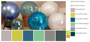 Color Globes- Palette 2