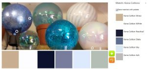Color Globes - Palette 3