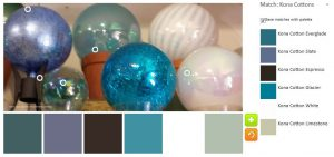 Color Globes- palette 4