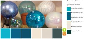 Color Globes - Palette 1