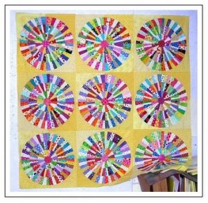 Going to Pieces Inspiration - http://goingtopieces.blogspot.com/2005/11/fast-food-slow-quilts.html