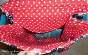 Petrillo Bag #3 Inside