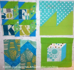 City Sampler blocks n.38-41