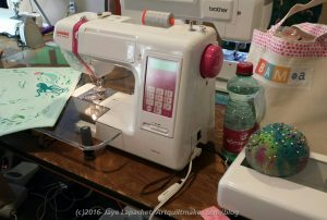 BAM Retreat Sewing Space