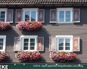 Dornbirn Window Boxes