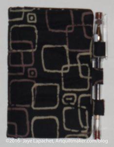 ByAnnie Mini Notebook cover
