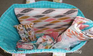 Group of Gifts in One Hour Basket