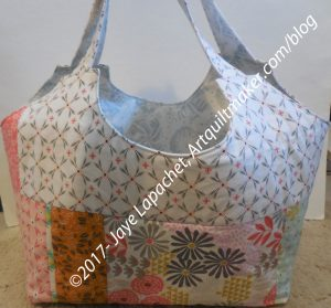 Big Patchwork Tote - 1