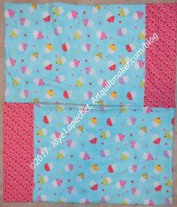 Cupcake Pillowcases