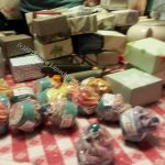 Boxing Soaps in Process