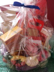 Door Prize Gift Basket