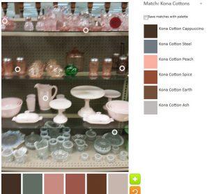 ColorPlay: Pressed Glass #3 - n.4