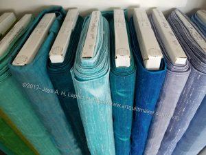 Bay Quilts - silks