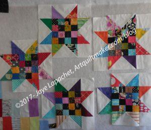 Finalizing Stars #2 Design