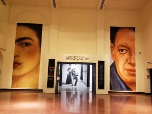 Frida Kahlo/Diego Rivera Exhibit