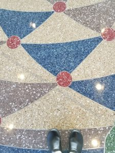 Sky Harbor Bridge floor
