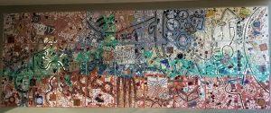 Phoenix Convention Center mosaic