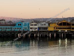 Monterey Bay Fisherman's Wharf