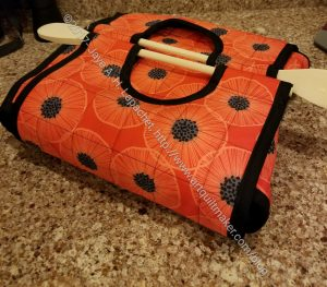 Casserole Carrier by Sue S