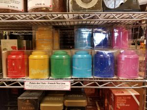 ColorPlay: Tea Canister -original