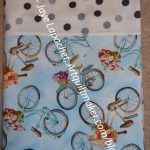 Paris Bicycles Pillowcase