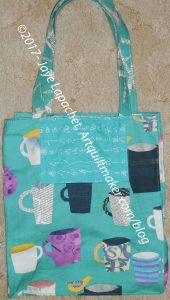 Jane Market Tote for Mary
