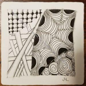 Zentangle n.9