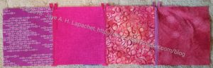 Sew Together Bag Panels