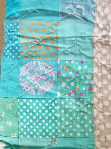 Fabric of the Year 2016 - quilted, not bound