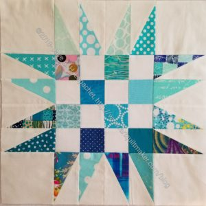 Spiky 16 Patch n.4, quilt 2