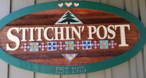 Stitchin' Post