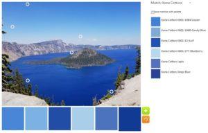 ColorPlay: Crater Lake- n.1
