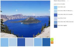 ColorPlay: Crater Lake- n.2