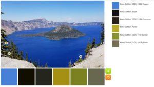 ColorPlay: Crater Lake- n.4