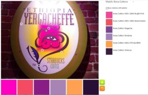 ColorPlay: Yergacheffe - n.3