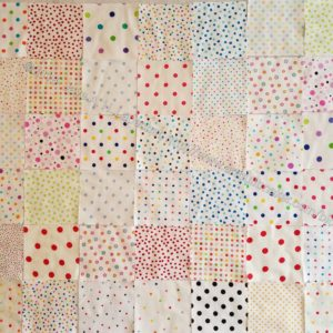 Dotty Squares -Donation Top To Be